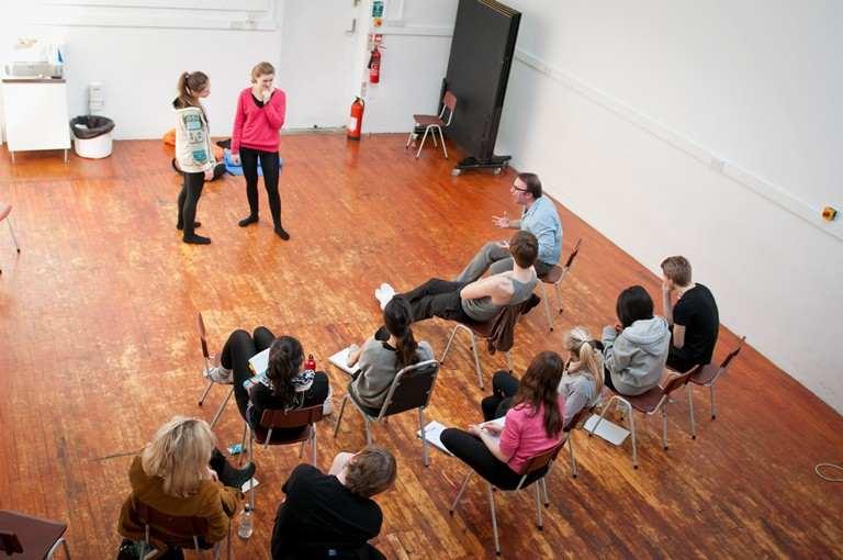Урок в Stafford House Study Holidays, Cambridge
