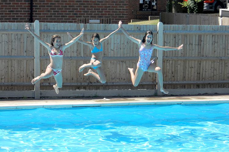 Ученики Accord International Summer Schools, Bethany centre