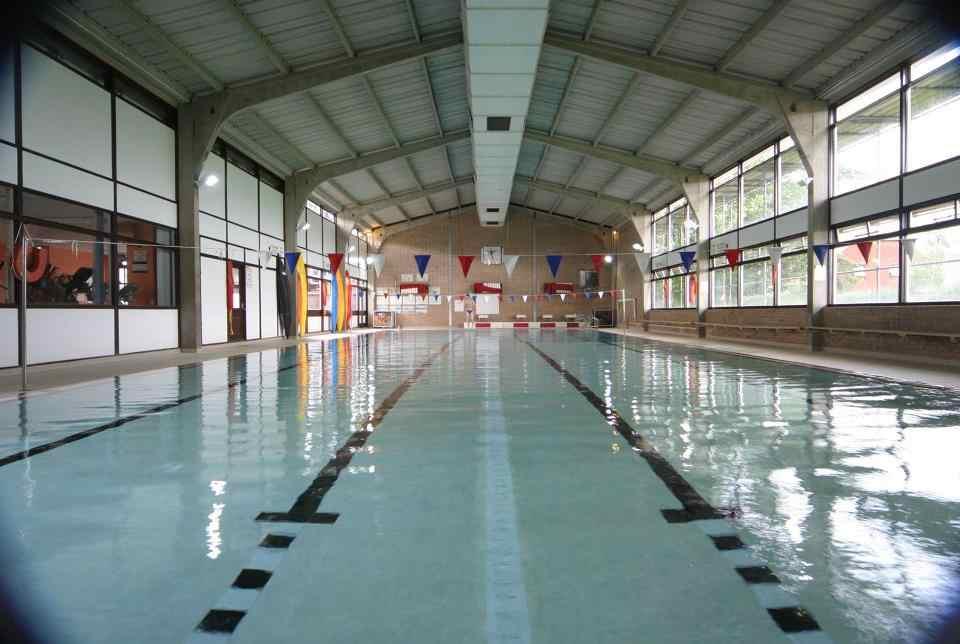 Бассейн в Stafford House Study Holidays, Oakham