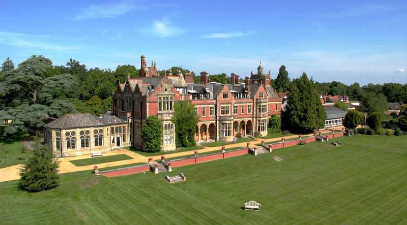 Churchill House, Frensham Heights College