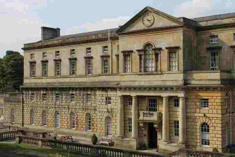 Корпус Churchill House, Prior Park College