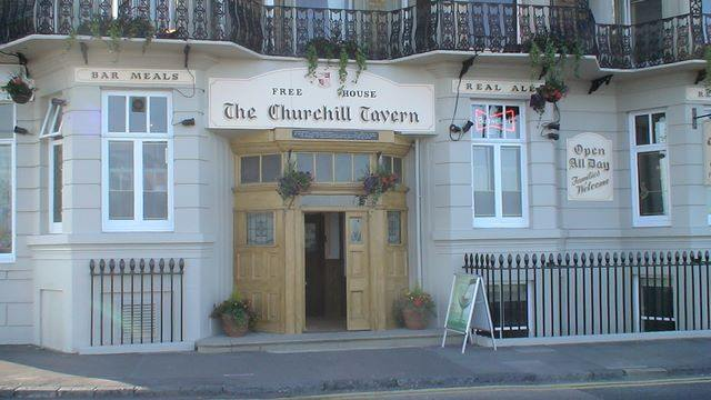 Паб Churchill House, Ramsgate