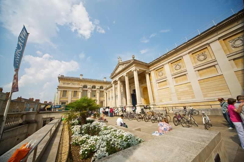 Музей в Оксфорде