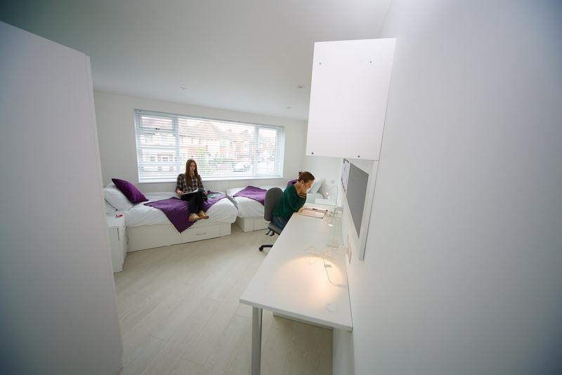 Двухместная комната в Kings Charminster Residence