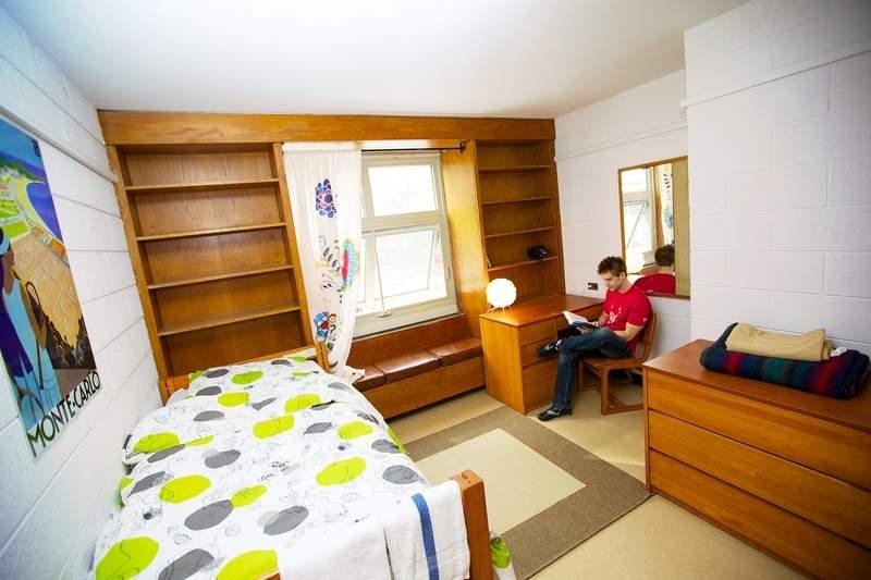 Резиденция на территории кампуса Kings Colleges, Boston