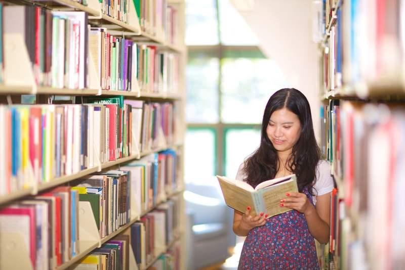 Библиотека Kings Colleges, Boston