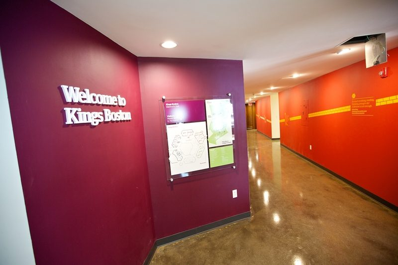 Kings Colleges, Boston