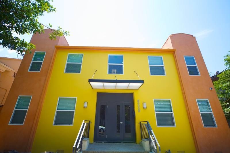 Экстерьер резиденции La Mirada