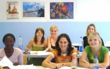 Студенты F+U Academy Of Languages, Heidelberg