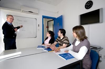 Учебный класс Inlingua, Malta