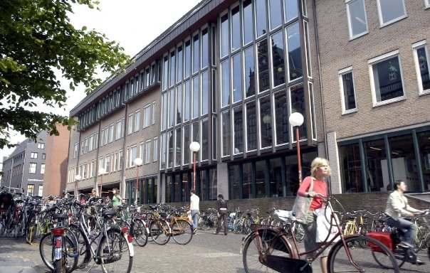 Главный вид The University of Groningen