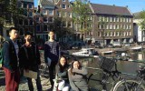 Студенты Amsterdam FoundationCampus