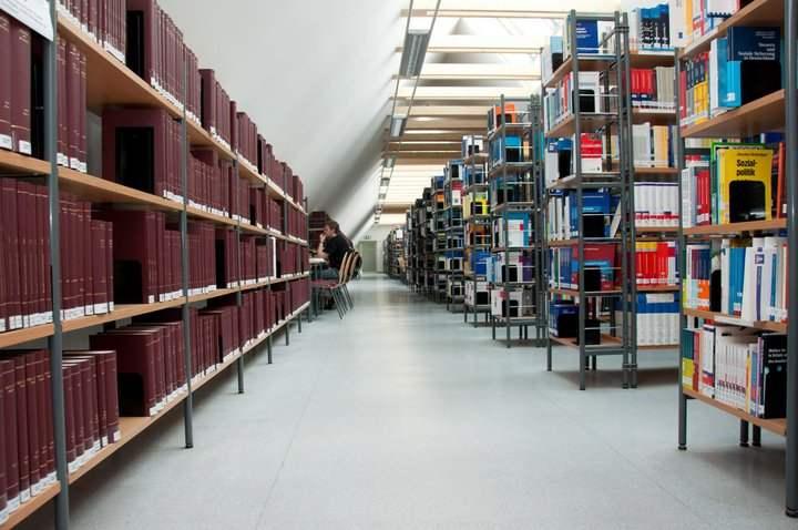 Библиотека Nordhausen University of Applied Sciences