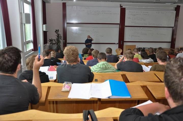 Аудитория Nordhausen University of Applied Sciences