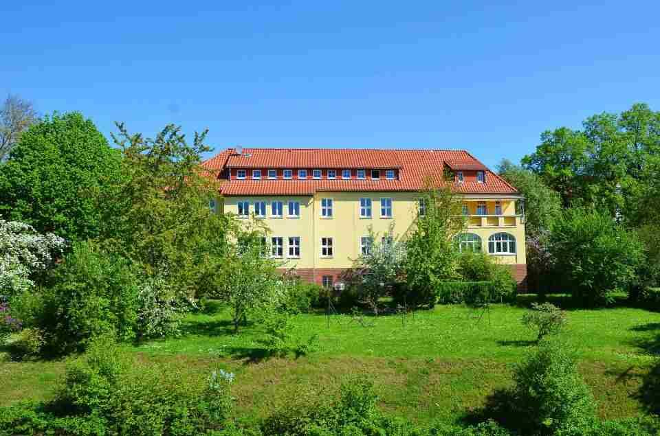Сад Nordhausen University of Applied Sciences