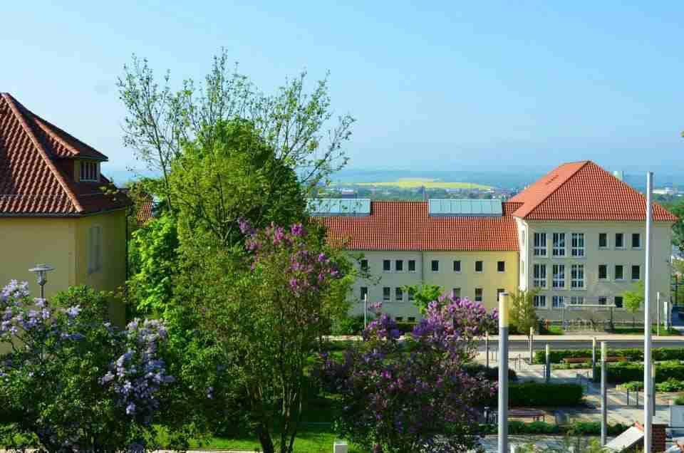 Кампус Nordhausen University of Applied Sciences