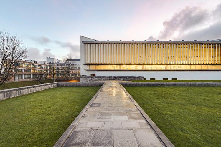 Библиотека Lancaster University