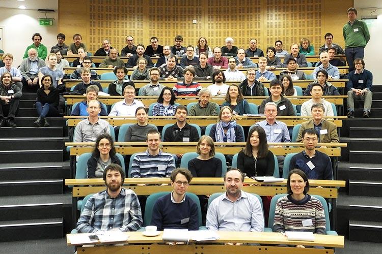 Лекционная аудитория Lancaster University
