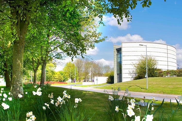 Кампус Lancaster University