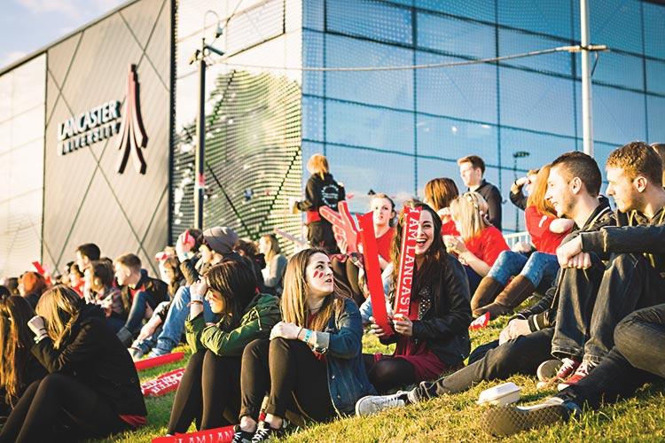 Студенческий фестиваль Lancaster University