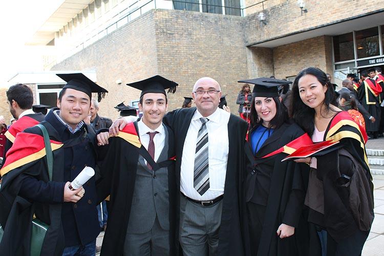 Выпускники Lancaster University