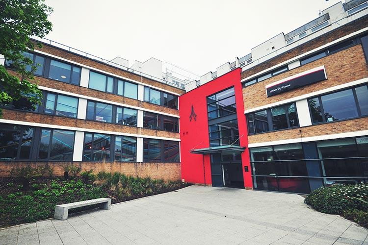 Университетский кампус Lancaster University
