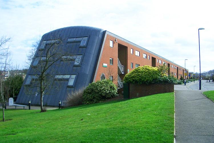 Студенческое общежитие University of Surrey
