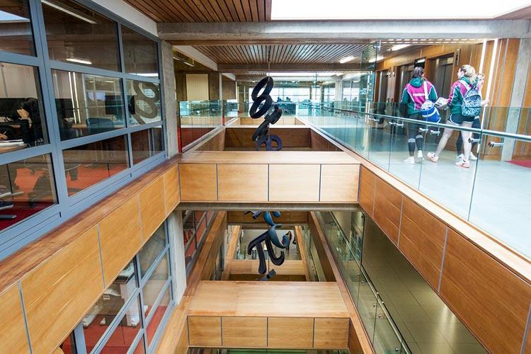 Библиотека University of Leicester ISC