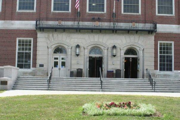Библиотека Fogler при The University of Maine