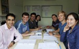 Урок в Wimbledon School of English