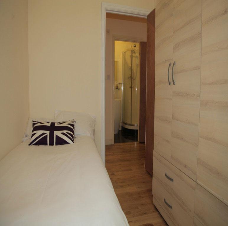 Условия проживания в резиденции студента Delfin English School, London