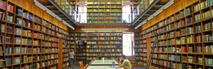 Библиотека Франкфуртского университета им. Гёте