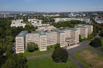 Франкфуртский университет имени Иоганна Вольфганга Гёте
