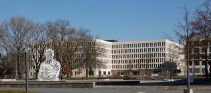 Новый кампус Франкфуртского университета им. Гёте