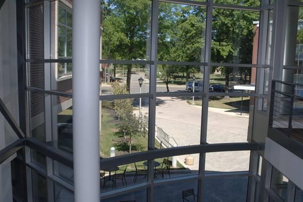 Кампус Fredonia