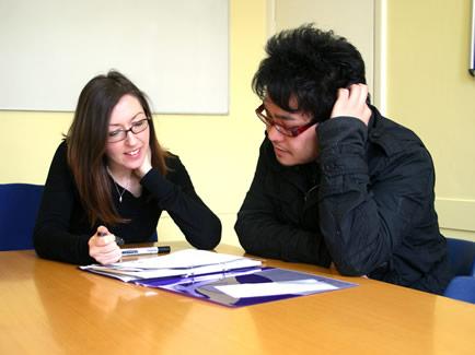 Индивидуальное обучение в Central School of English