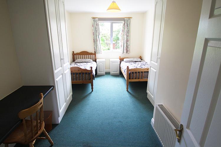 Комната для двоих Cork English College