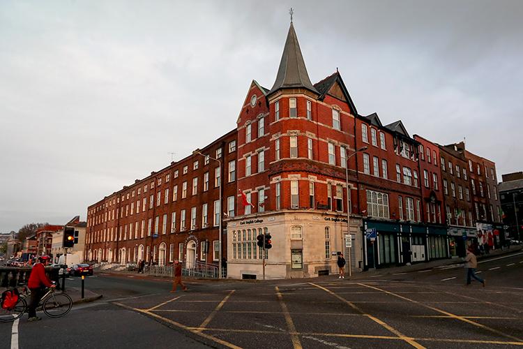 Внешний вид Cork English College