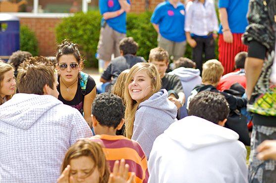 Студенты Kings summer, Pangbourne