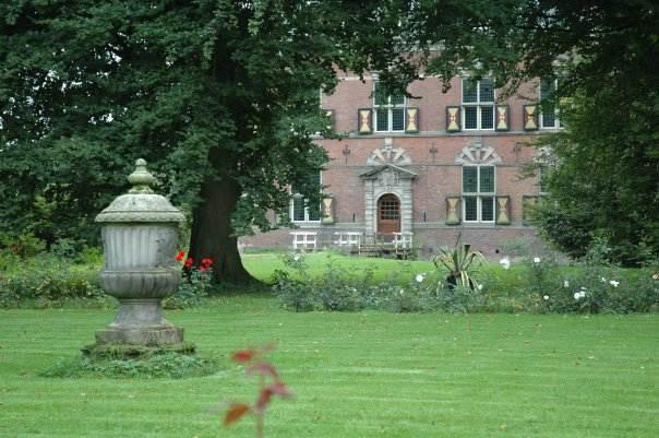Кампус Nyenrode Business University