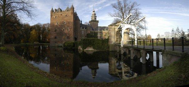 Замок XIII века