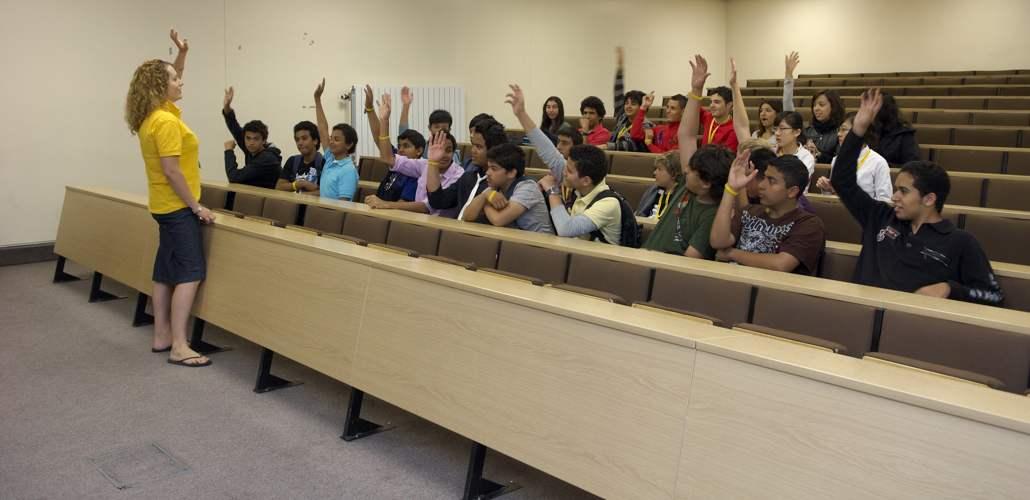 Собрание студентов