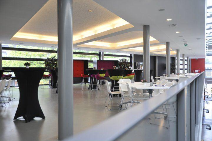 University of Twente вид изнутри