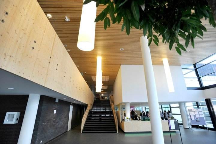 Внутри University of Twente