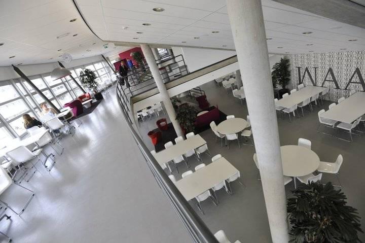 Кафетерий в University of Twente