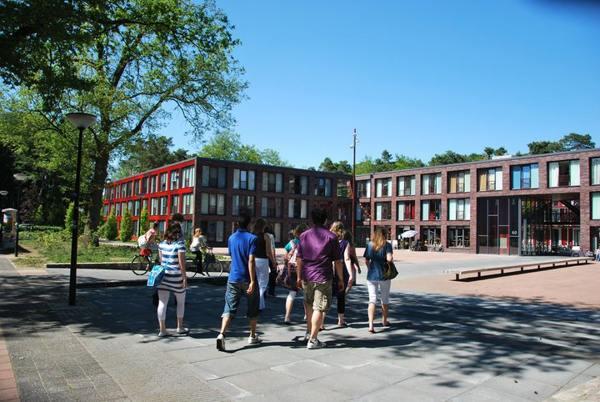 Студенты University of Twente