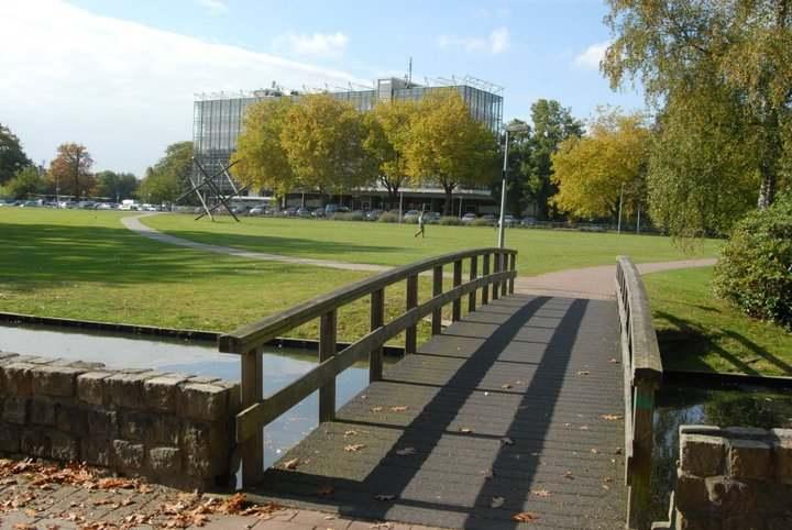 Аллеи University of Twente