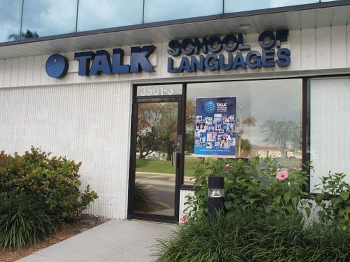 Школа Talk