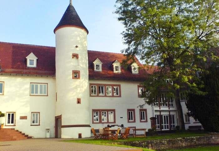 Резиденция школы DID Hochst
