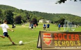 Занятия в Arsenal Soccer Club при Exsportise, Seaford College